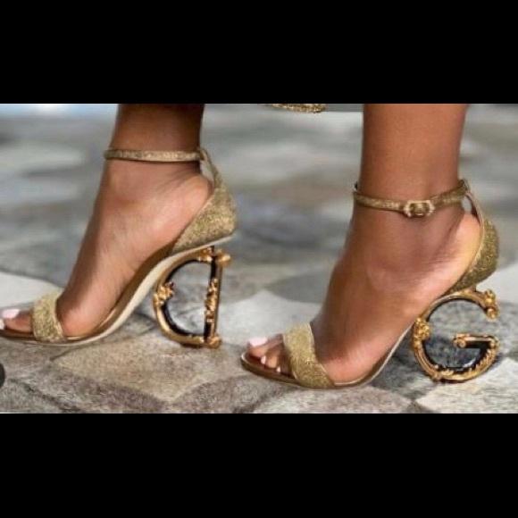 Dolce \u0026 Gabbana Shoes | Dg Logo Heels